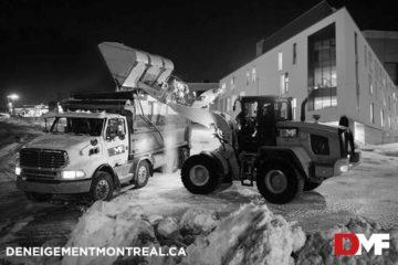 Transport de neige